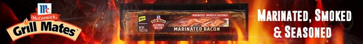 McCormick Grill Mates - Marinated, Smoked & Seasoned